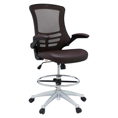 Attainment Vinyl Drafting Chair