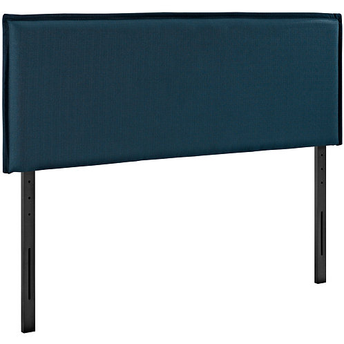 Camille Queen Upholstered Fabric Headboard