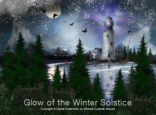123 Glow of the Winter Solstice
