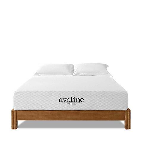 """Aveline 10"""" California King Gel Memory Foam Mattress"""