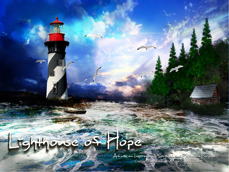 copy of Lighthouse of Hope Prints