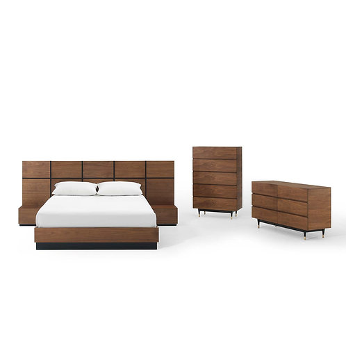 Caima 5-Piece Bedroom Set