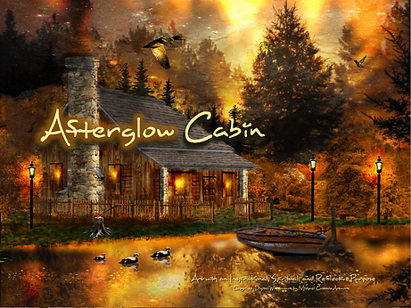 Afterglow Cabin