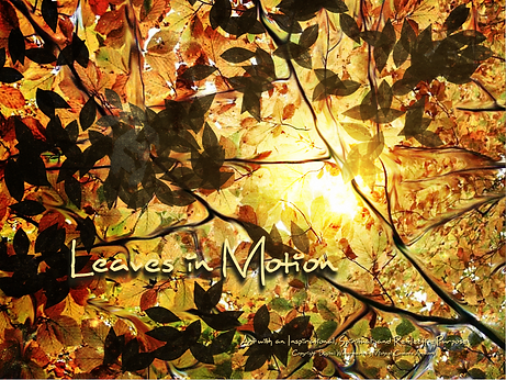 Leaves in Motion