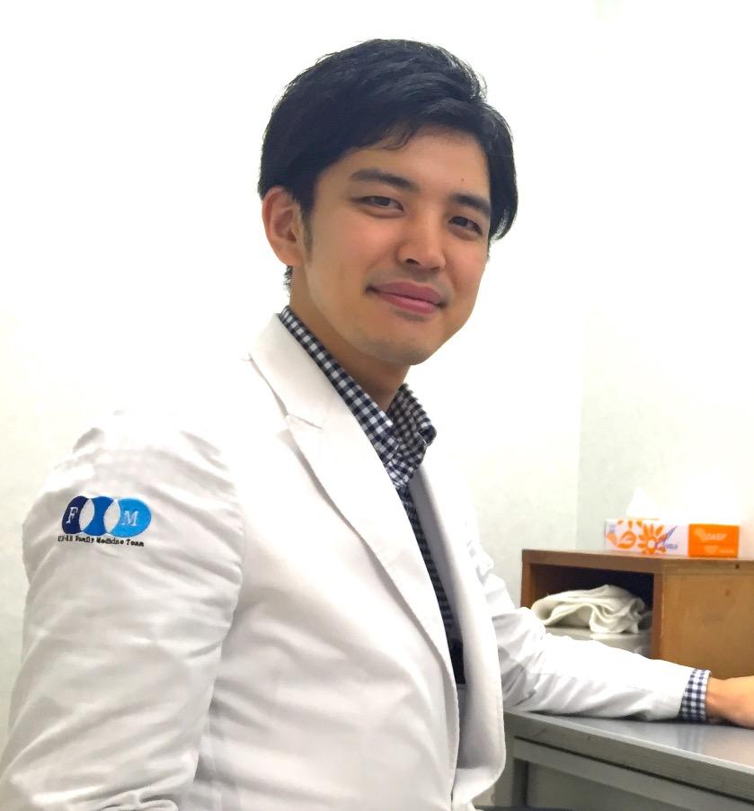 松島医師(金井病院)