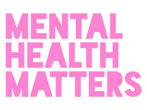 Upcoming #mentalhealthmatters campaign 1st March - 1st April
