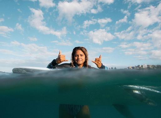 8 coisas que você pode fazer para ajudar o surf feminino