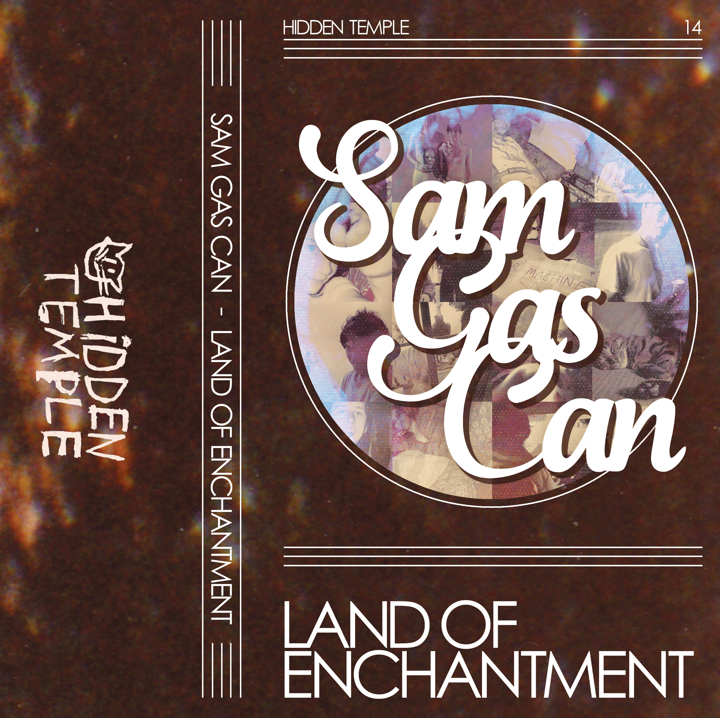 SAM GAS CAN 'Life of Enchantment'