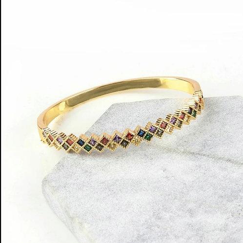 Radiance Rainbow Bracelet