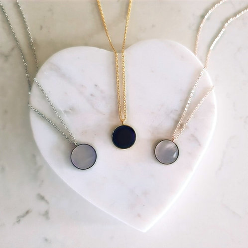 Clarity Pendant Necklace - 3 options available