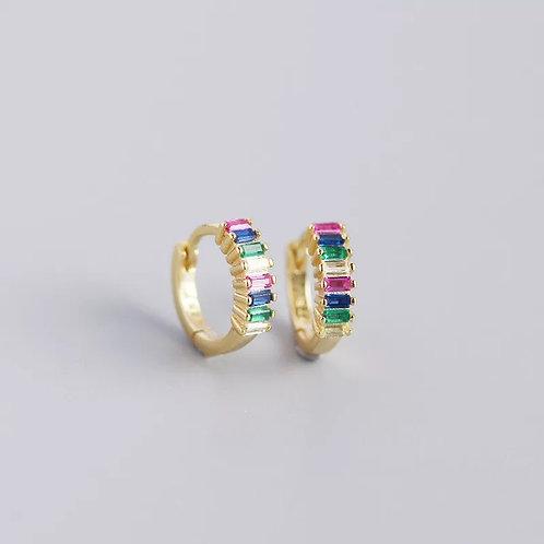 Rainbow Huggies - Silver or Gold
