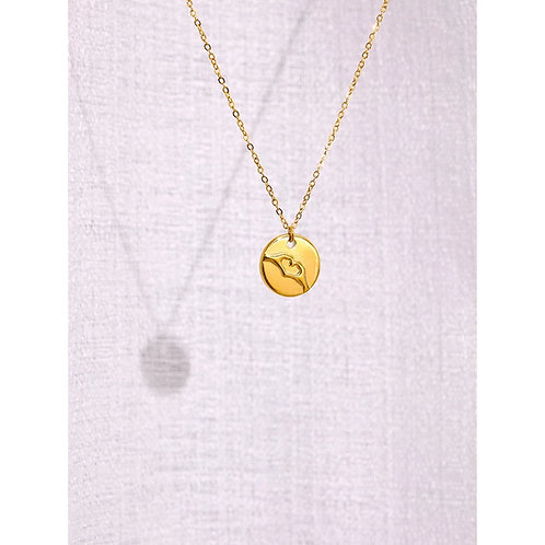 Together Gold Necklace
