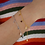 Thumbnail: Astrid Sterling Silver Bracelet - gold or silver