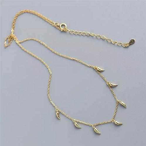Kiki Gold Necklace