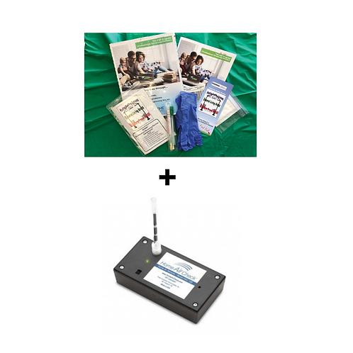 DIY Mold/IAQ Combo Testing Kit