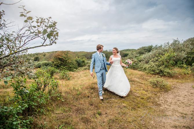 Binnen trouwen bij het Ruiterhuys in Castricum