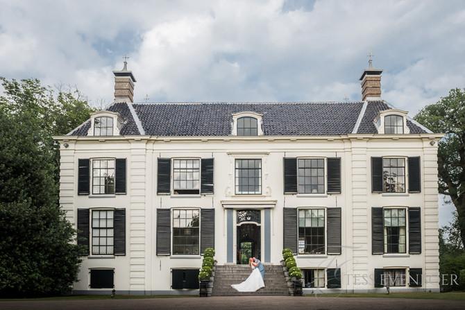 Trouwen bij Landgoed Waterland in Velsen