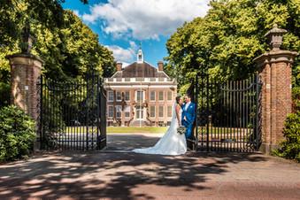 Bruiloft bij Buitenplaats Sparrendaal in Driebergen