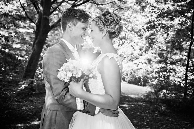 Bruiloft bij Sint Jozef Volendam
