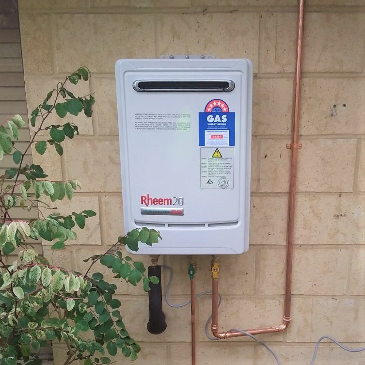Hot water that never runs out. The Rheem 20L Gas Continuous Flow water heater is a compact, medium capacity model that's ideal for homes with limited space, small to medium sized apartments and townhouses.