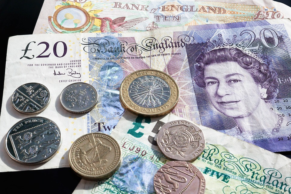 Some english currency that is made using hydraulics and pneumatics in their processes.