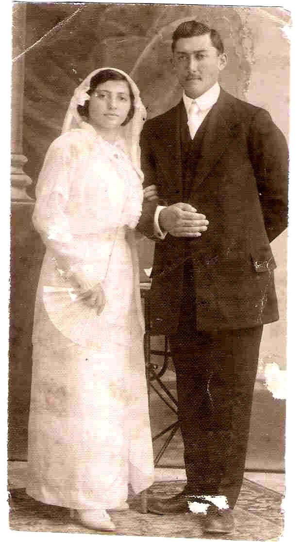 תמונת חתונה