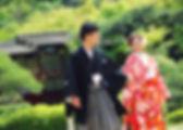 神戸 相楽園 ナチュラルウェディング アンティーク