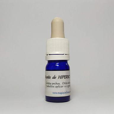 Aceite Hipérico, Otitis
