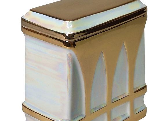 Golden Pearl Urn