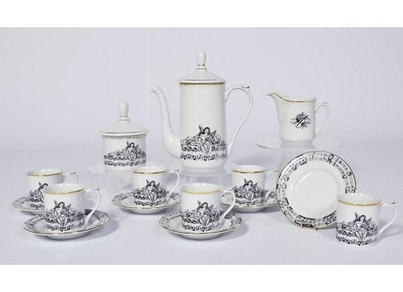 Symphony Tea Set