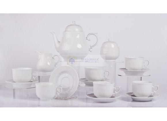 Blanc Tea Set