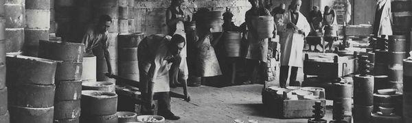 History of Hollohazi porcelain