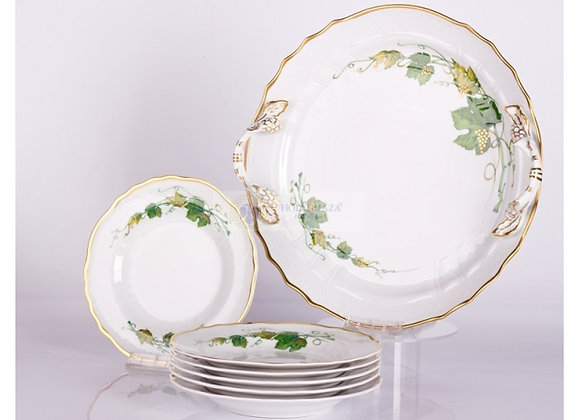 "Dessert Set ""Golden Tokaj"""