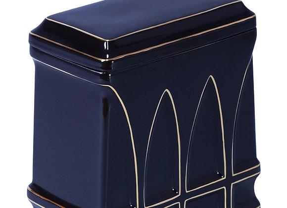 Oriel Classic Urn Black