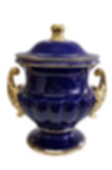 Seraph Cobalt Cremation Urn