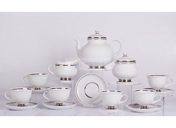 Moonlight Platinum Tea Set