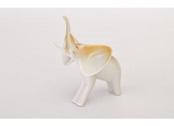 Elephant Figurine/ Large