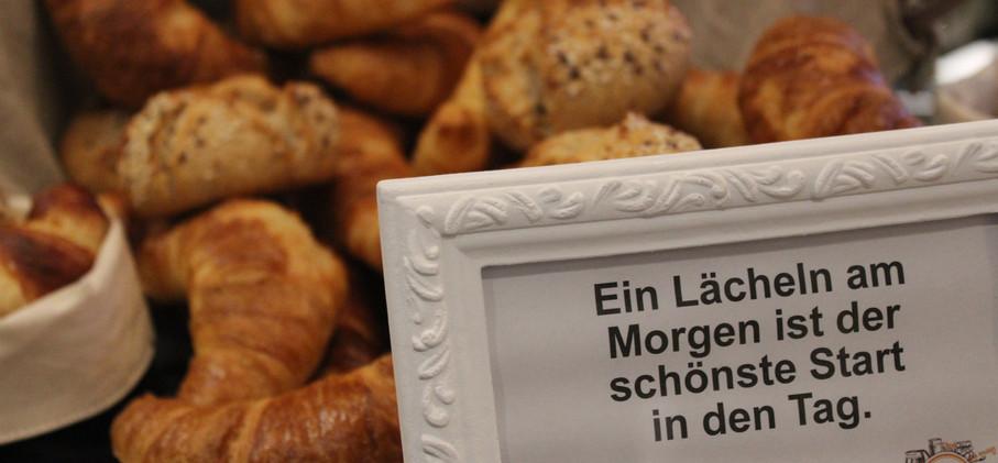 Mein bestes Frühstück in Bern
