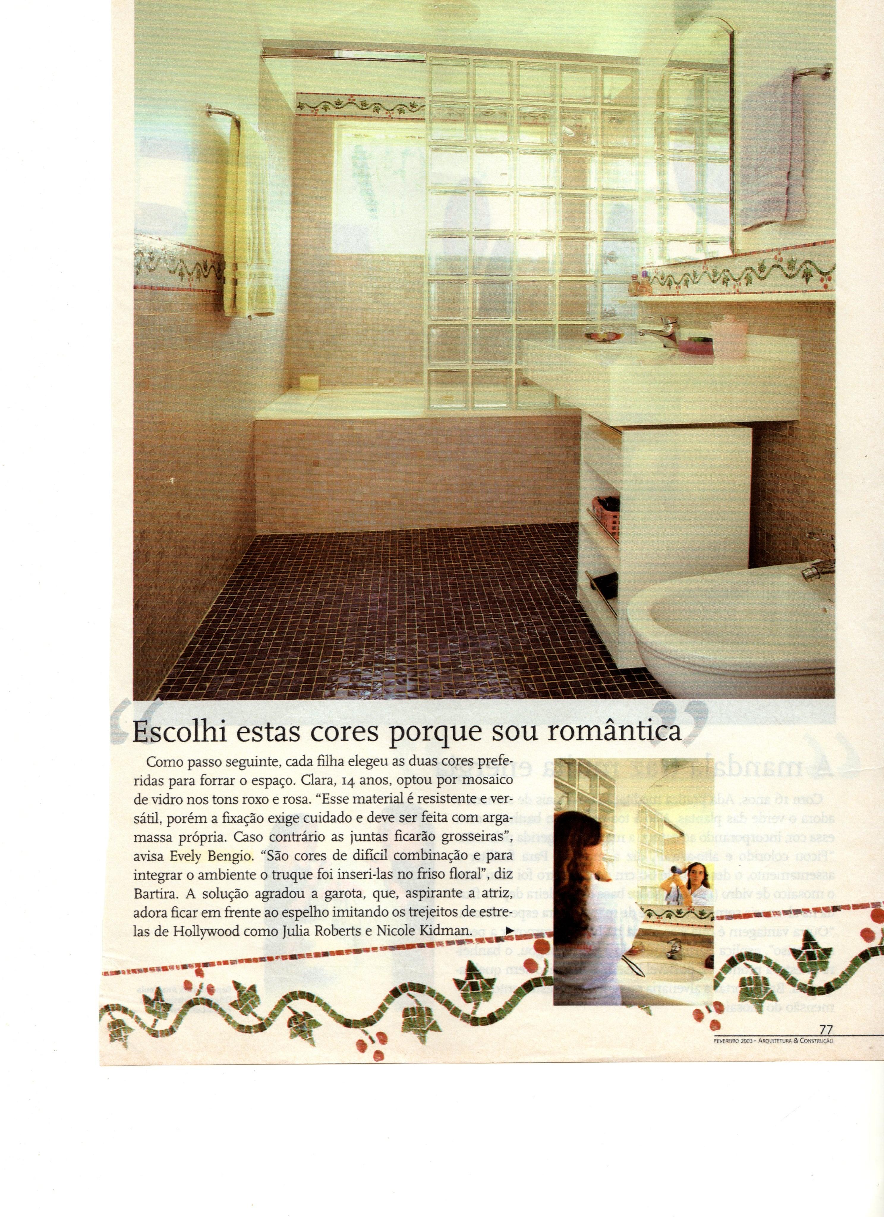 Arquitetura & Construçao 2003