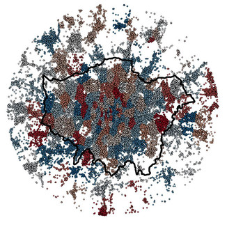 Tracking Social Dynamic Evolution as Response to Environment