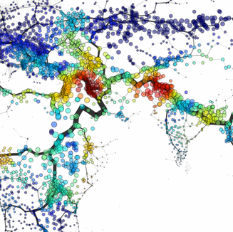 Uncovering the Graph Centrality of Conflict
