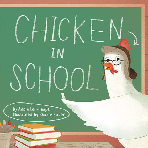 """""""Humor abounds in the appealing digital art… The short text makes this a good readaloud for prospective students, who will learn there's more to school than snacks."""" -Booklist"""