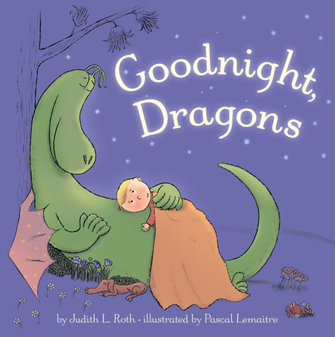 """""""Getting tired, cranky dragons to settle down for the night is not for the fainthearted—especially when they announce themselves with a """"smell like burnt toast"""" that """"seeps through the trees."""" It takes courage and cunning, but more importantly, it takes tenderness."""" -Publishers Weekly"""