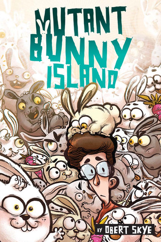 """""""This goofy, mile-a-minute romp is a boatload of fun."""" -Publishers Weekly"""