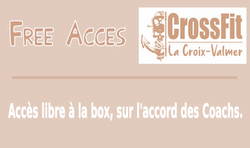 Free acces