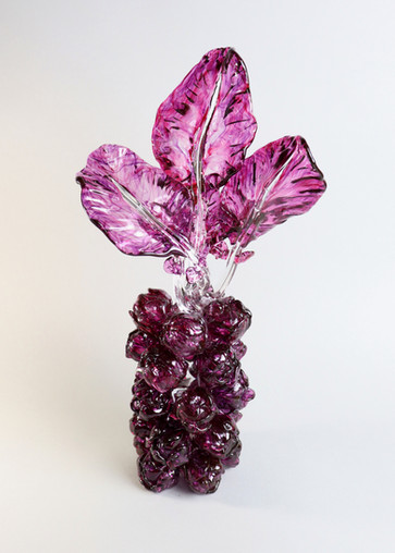 Ruby Brussels Sprouts