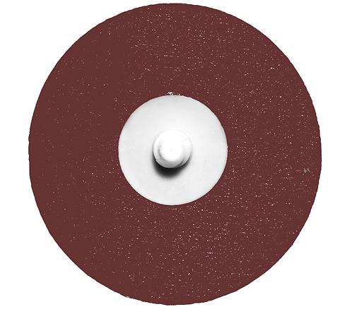 """3"""" x 80 Grit Aluminum Oxide Roloc Disc"""