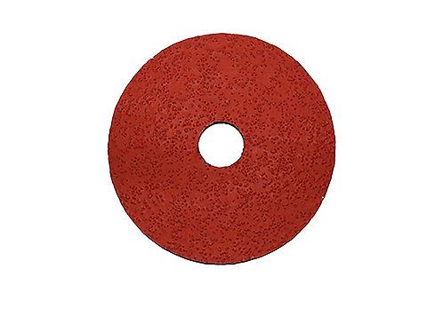 7 x 7/8 x 80 Grit Ceramic Fiber Disc