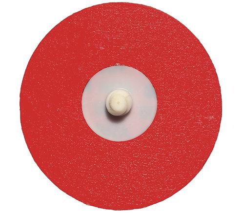 """2"""" x 50 Grit Ceramic Roloc Disc"""