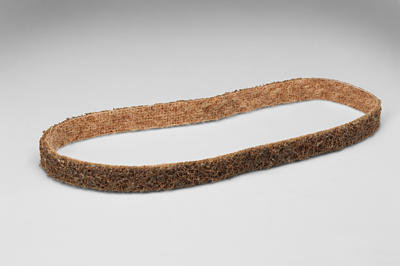 """1/2 x 24"""" x 120 x  Course Surface Conditioning Belt"""